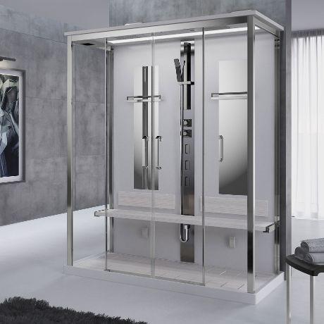 Cabines de douche nexis dual novellini - Notice de montage cabine de douche ...