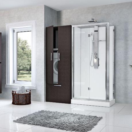 Cabines de douche revolution 2 s novellini - Notice de montage cabine de douche ...